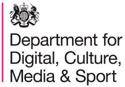 Department for Digital, Culture Media & Sport Logo