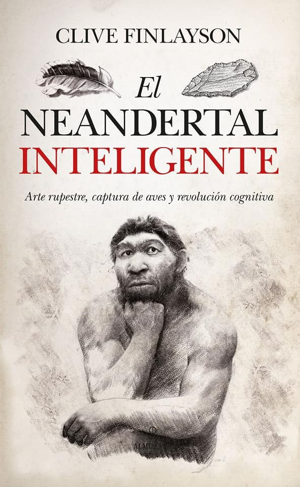 Clive Finlayson's latest book now published in Spanish Image